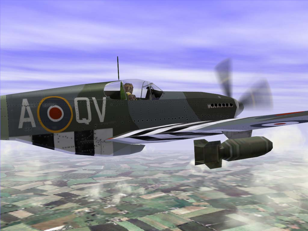 Hutch S D Day Aircraft