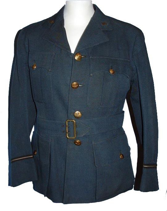 uniforme rcaf ww2