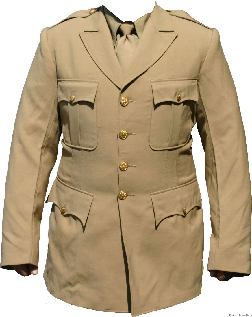 officer class a uniform